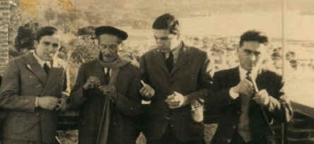 Paco URONDO Juan L. ORTIZ Rodolfo ALONSO Hugo GOLA Paraná ca 1956 - Poesia Online