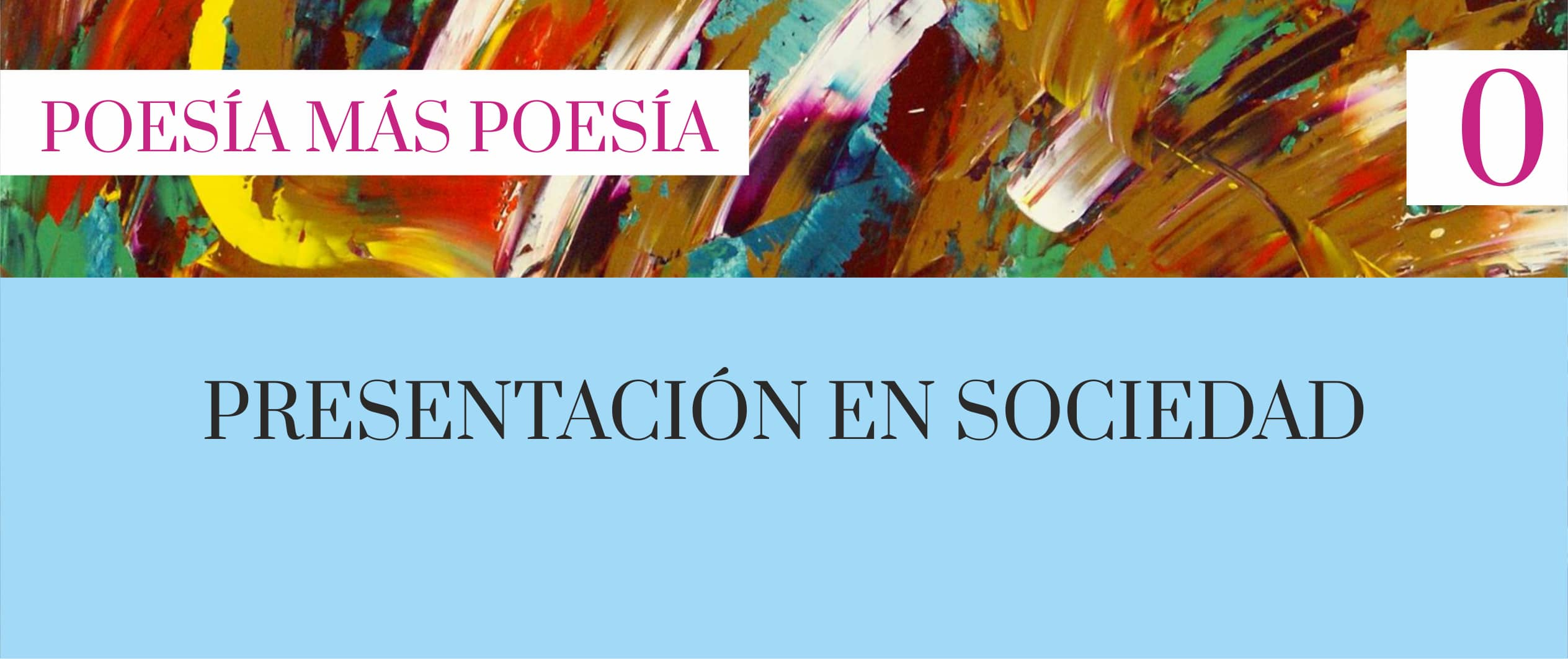 presentacion - Poesia Online