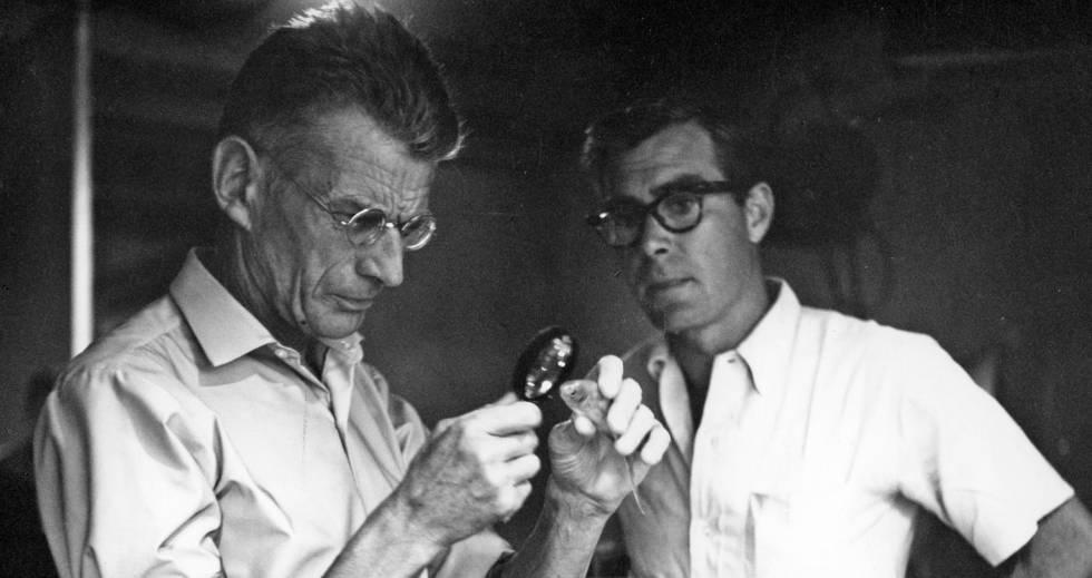 Samuel Beckett y Buster Keaton - Poesia Online