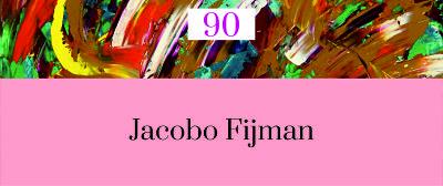 90. Poesía más Poesía: Jacobo Fijman