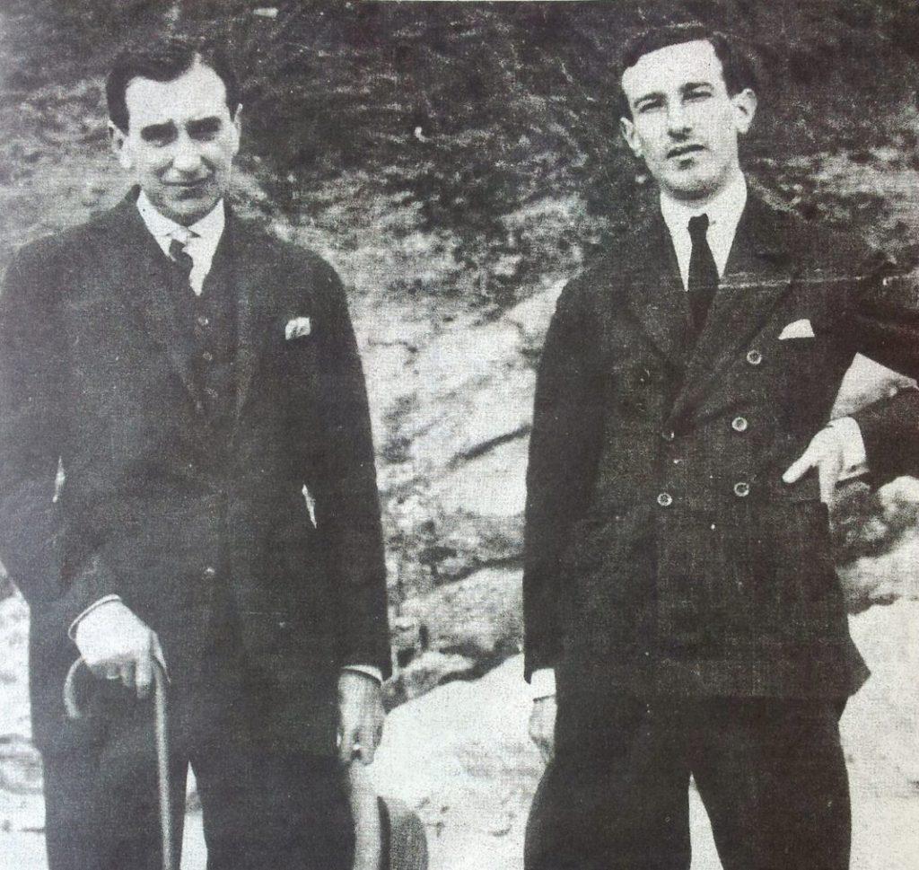 Vicente Huidobro y Gerardo Diego - Poesia Online
