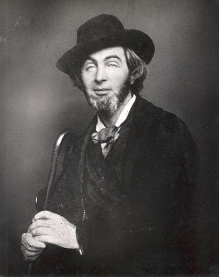 Walt Whitman fotografiado entre 1848 y 1854 1 - Poesia Online