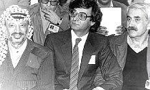 Yasser Arafat Mahmoud Darwish George Habash 1 - Poesia Online