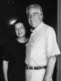 lvaro Mutis y su esposa Carmen Miracle - Poesia Online