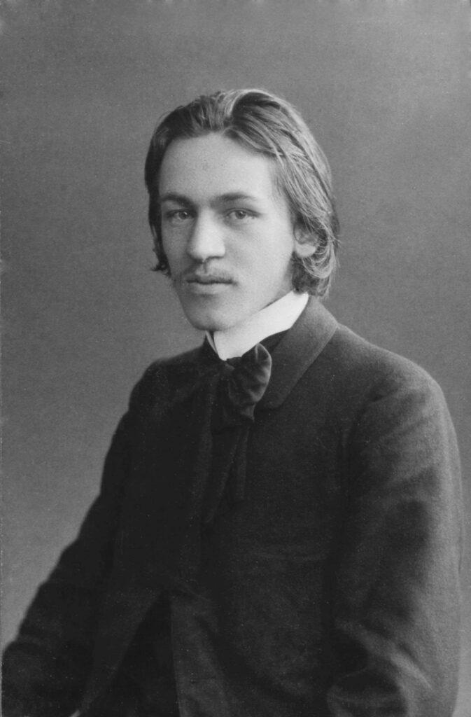 Blaise Cendrars c1907 1 - Poesia Online