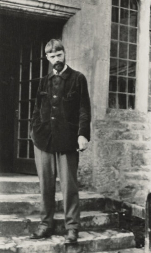 D.H. Lawrence by Ottoline Morrell 1915 © National Portrait Gallery London 1 - Poesia Online