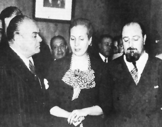 Francisco Canaro Evita y Homero Manzi - Poesia Online