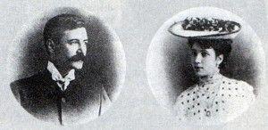 Jorge Guillermo y Leonor padres de Jorge Luis Borges - Poesia Online