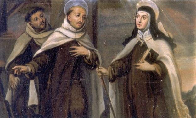 San Juan de la Cruz y Santa Teresa de Jesús - Poesia Online
