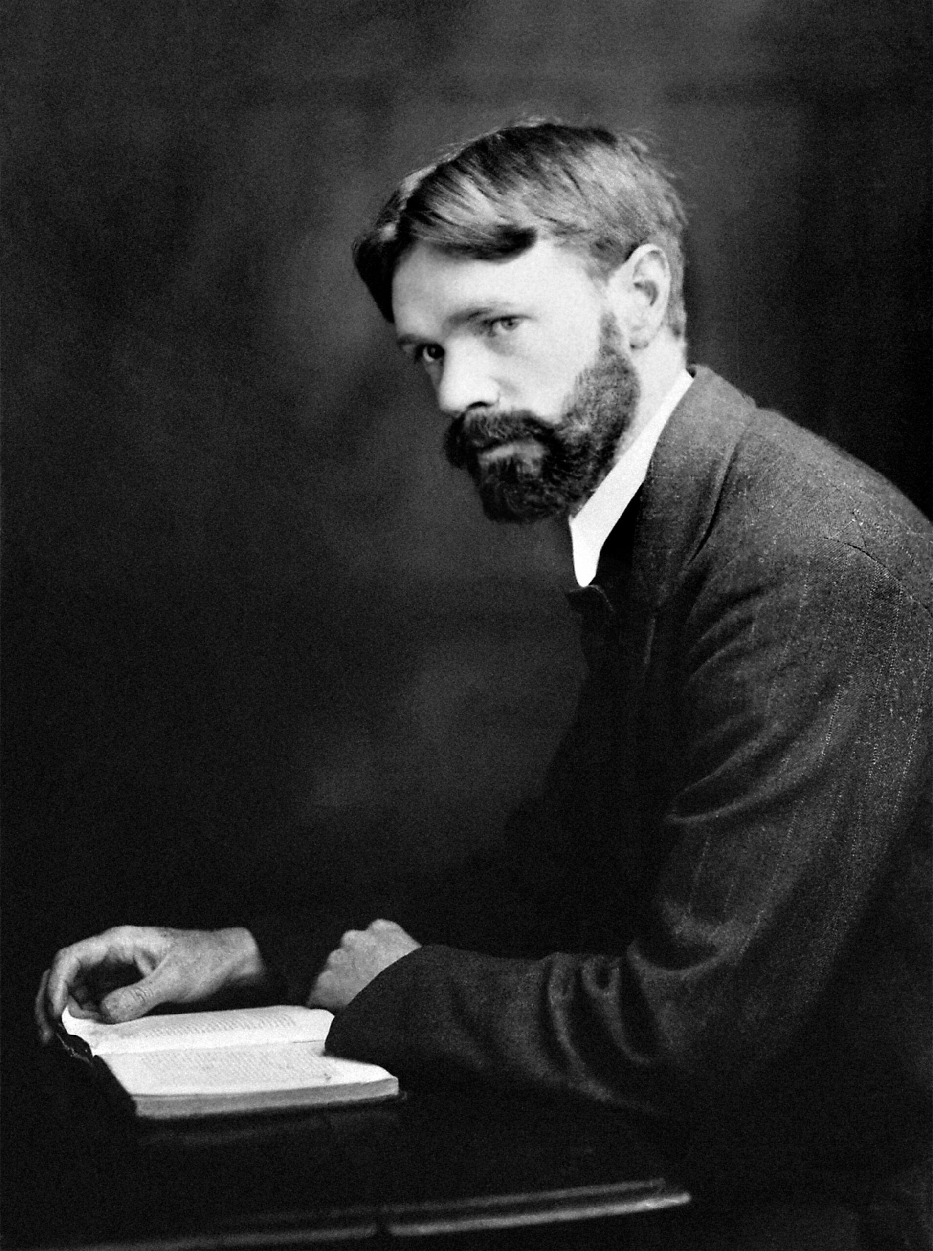 wilson d h lawrence scaled - Poesia Online
