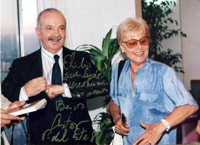 eladia blazquez con astor piazzolla en 1988 orig - Poesia Online