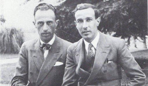 Gerardo Diego y Juan Larrea - Poesia Online