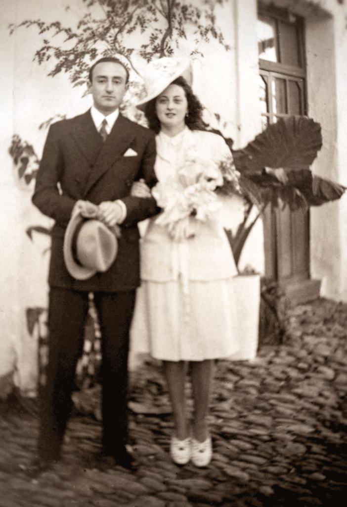 leopoldo de luis boda diciembre de 1944 1 - Poesia Online