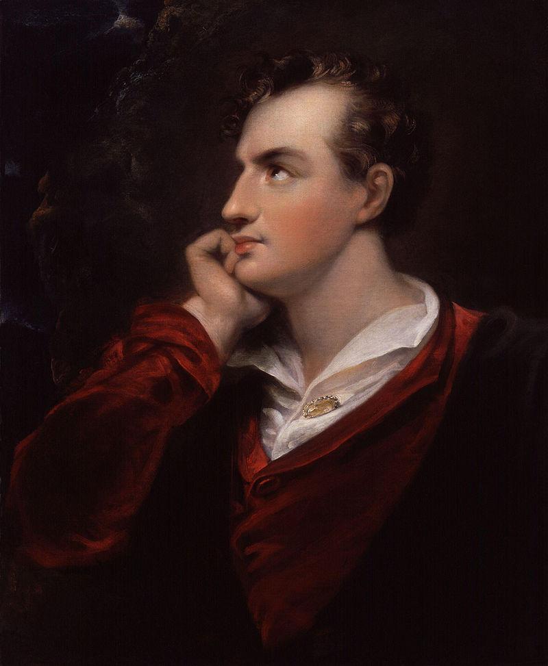800px George Gordon Byron 6th Baron Byron by Richard Westall - Poesia Online