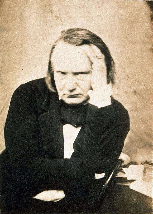 Victor Hugo c1853 - Poesia Online