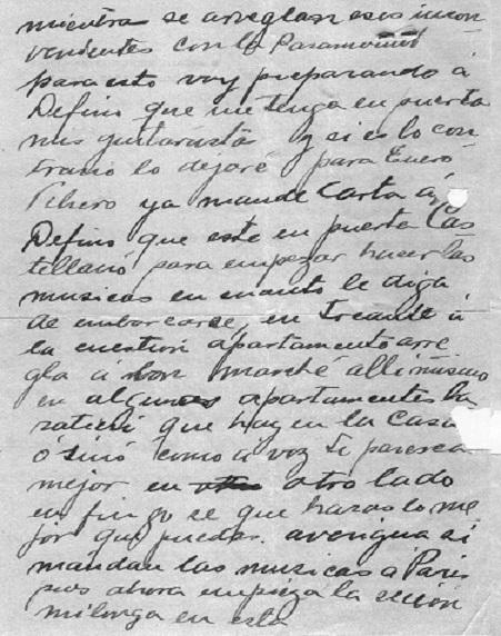 Carta de Gardel a Le Pera 1 1 - Poesia Online