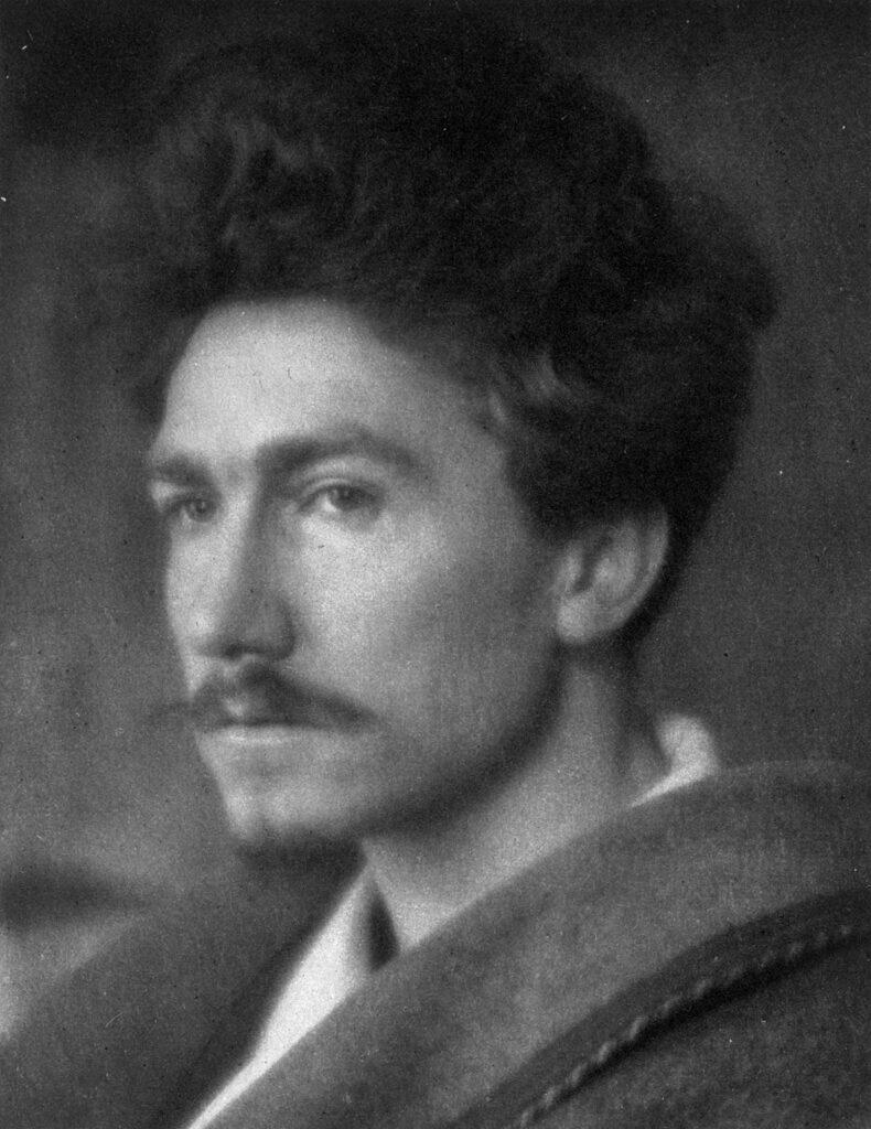 1200px Ezra Pound by Alvin Langdon Coburn 1913 1 - Poesia Online