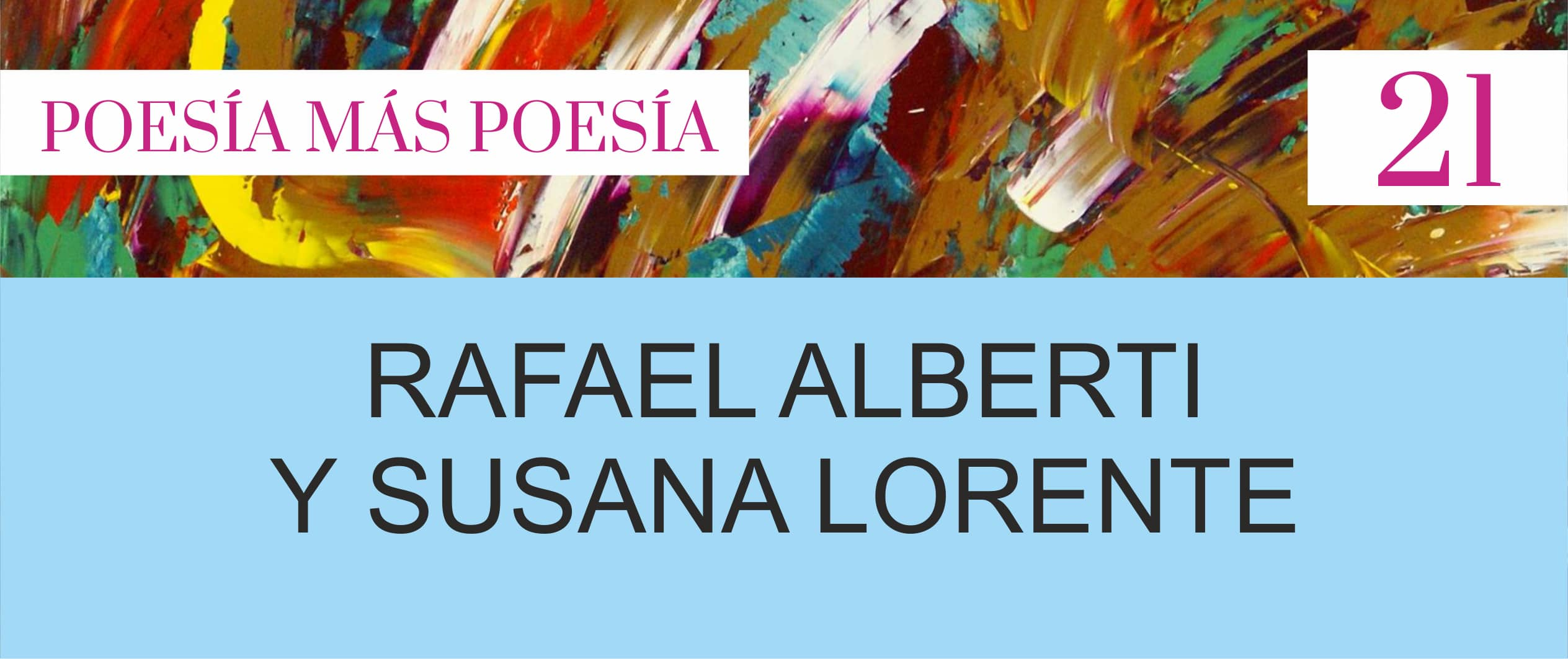 poesia mas poesia rafael alberti generacion del 27 - Poesia Online